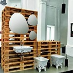 10 great pallet furniture ideas to decorate your bathroom