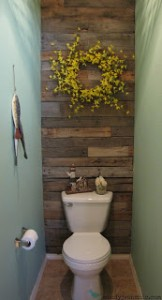 10 great ideas to decorate your bathroom with pallets 10