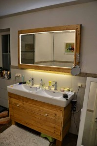10 great ideas to decorate your bathroom with pallets 4