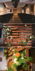 13 wedding decoration ideas using the pallets 12