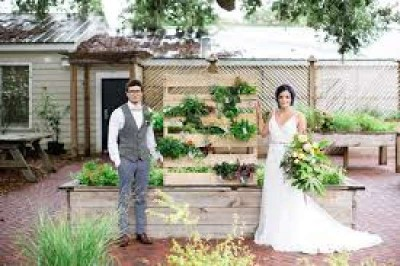 13 wedding decoration ideas using the pallets 13