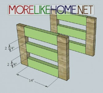 A nice box made of pallet planks 4