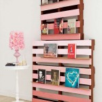How to build a design bookcase to place your books