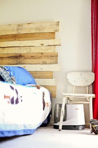 How to build a headboard for a kids bed 1