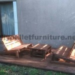 Improve your garden with just some wooden pallets