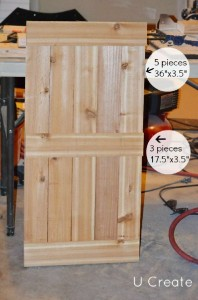 Instructions to create a pallet furniture rack for the bathroom 3