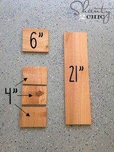 Instructions to make a bottle opener using pallets 2
