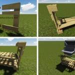Instructions and plans to build a barbecue with pallets step by step