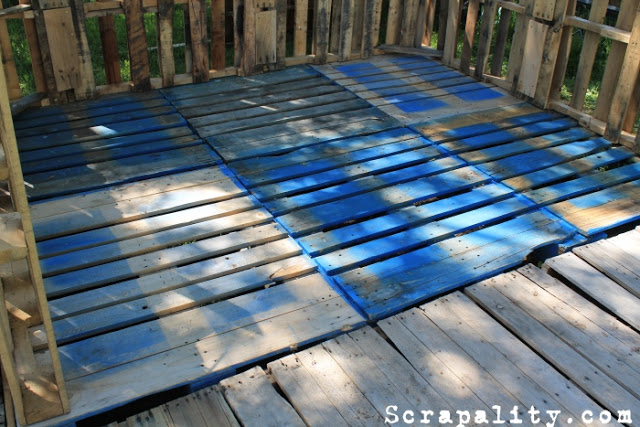 Pallet Shed Project The Pallet Floordiy Pallet Furniture