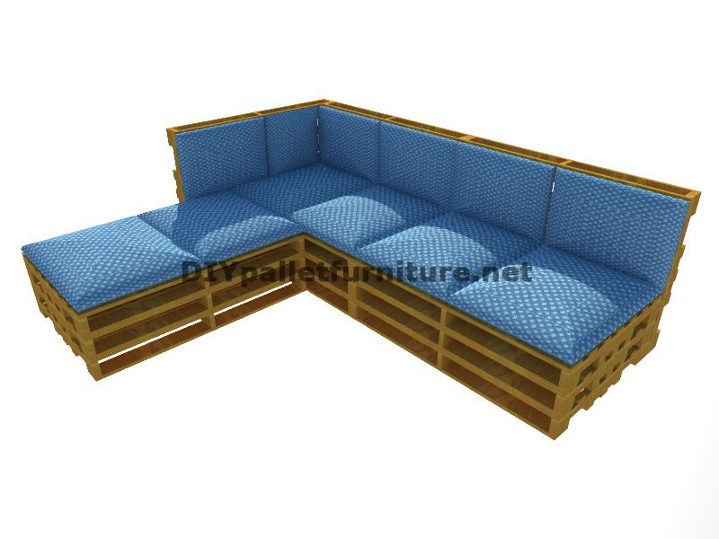 Step by step guide to easily make a sofa with chaise long for Build your own chaise lounge