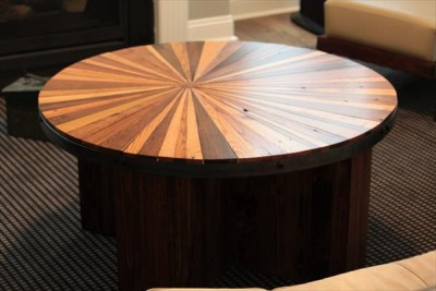 Coffee table of an excellent end and design 1