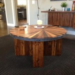 Coffee table of an excellent end and design
