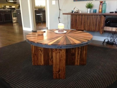 Coffee table of an excellent end and design 2