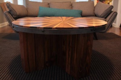 Coffee table of an excellent end and design 3
