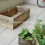 Basic Planter made with pallets