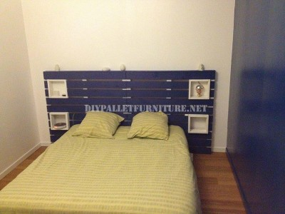 4 good examples of pallet headboards 1