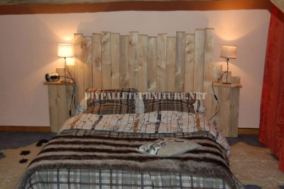 4 good examples of pallet headboards 3