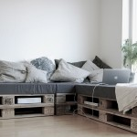 Sofa super easy to build with just 6 pallets