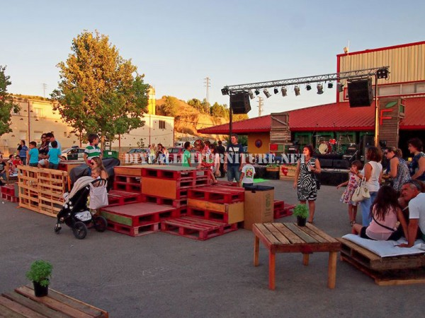 El Festival de la Fruta Dulce in Fraga 1
