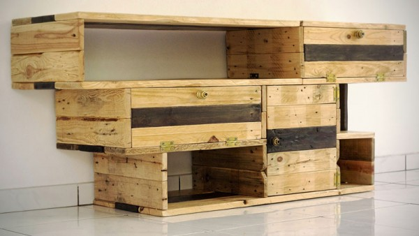 Excellent TV cabinet from Recup & Design 1
