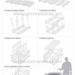 Plans to build a modular pallet planter