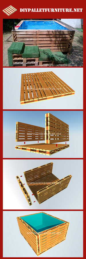 Plans To Build A Swimming Pool With Pallets 10diy Pallet Furniture Diy Pallet Furniture