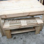 Step by step how to make a fantastic table with pallets