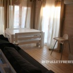 Chalet in Alentejo fully furnished with pallets