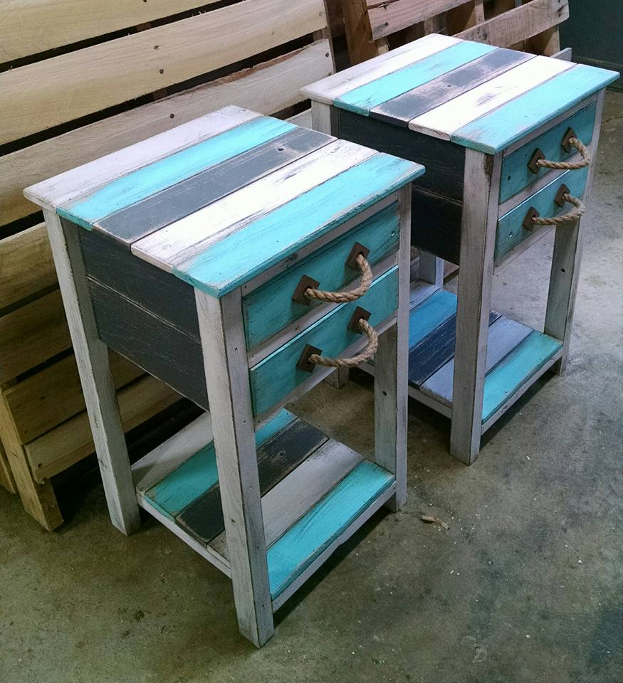Side tables for the bedroom 3