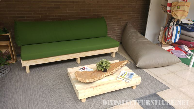 Sofas and armchairs with cushions from recycled origin 3