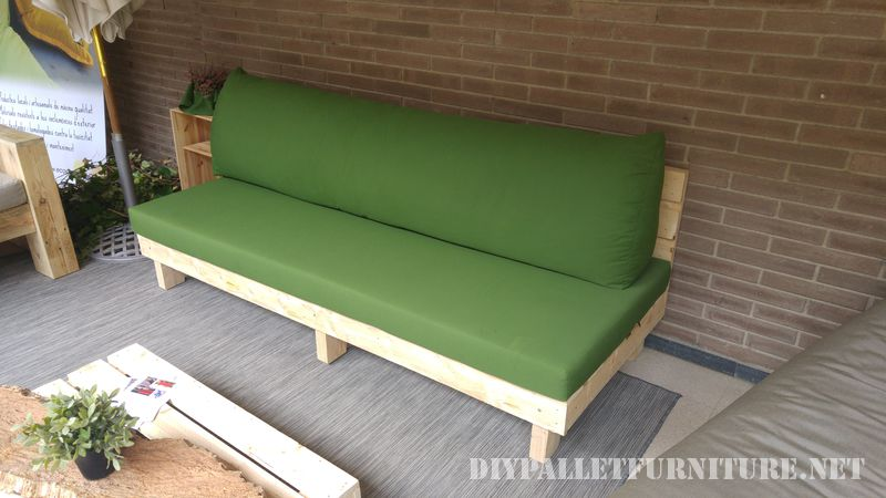 Sofas and armchairs with cushions from recycled origin 4