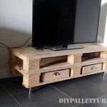 Small TV furniture