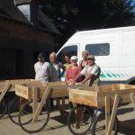 Pallet wagons
