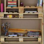 Pallet rack cabinet