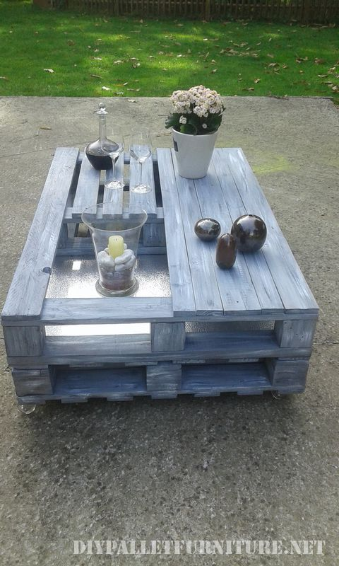 Little table for the garden 2
