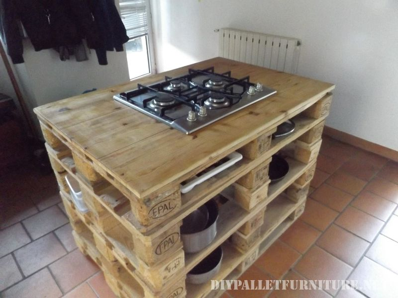 stove made of palletsDIY Pallet Furniture  DIY Pallet Furniture