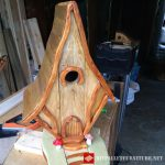 Birdhouse for pallets