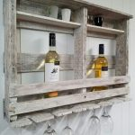 Shelf for wine lovers