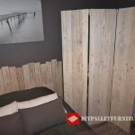 Bedboards made of wooden planks