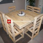 Pallet Chairs by Or Lia