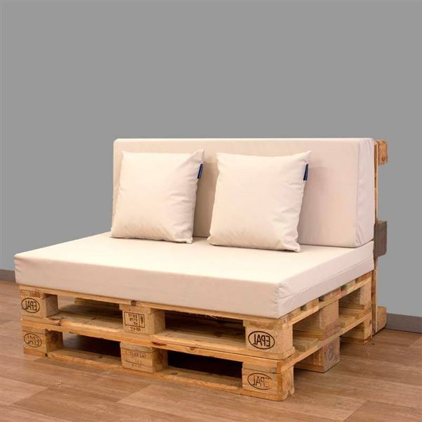 Sofa cushion configurationsdiy pallet furniture diy for Sofa de palets exterior